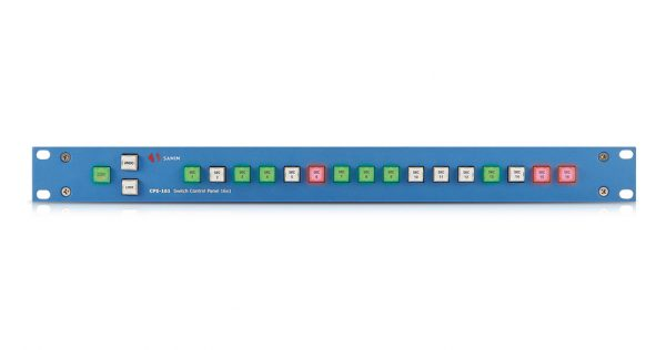 کنترلپنل یک یونیت، مسیردهی 16 ورودی به 1 خروجی