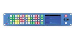 کنترلپنل با نمایشگر LCD و مسیردهی از طریق پروتکل TCP/IP