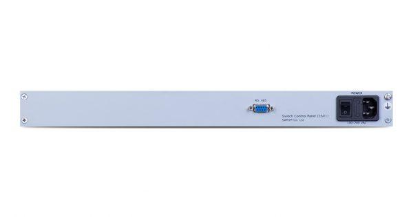 کنترلپنل یک یونیت، مسیردهی از طریق باس RS485