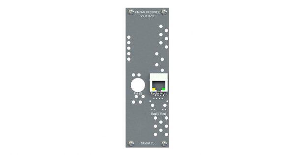 گیرنده و استریمر 20 کاناله سیگنال رادیویی FM