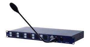 پنل سخت افزاری اینترکام یک یونیت بر بستر IP
