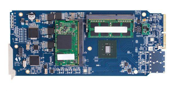 مبدل سیگنال صدای AES به IP