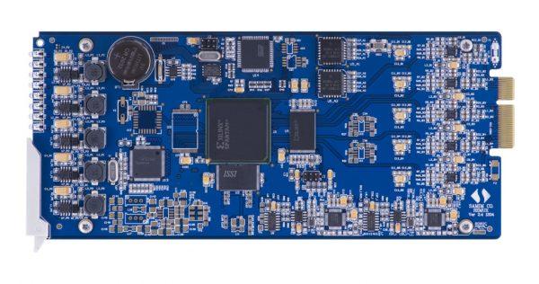 ریمالتی پلکسر سیگنال صدا و تصویر DVB-ASI