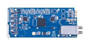 گیرنده و مبدل تک کاناله سیگنال زمینی به ASI وIP