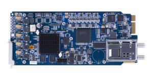 کارت گیرنده و دیکدر سیگنال دیجیتال فشرده شده تصویر به HD و SD