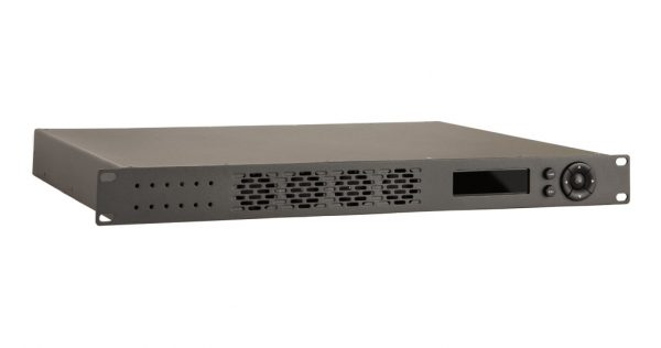 سیستم پردازشگر و ریمالتی پلکسر سیگنال TS