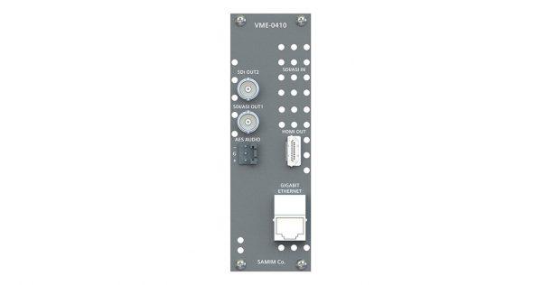 انکدر و استریمر دو کاناله سیگنال SDI