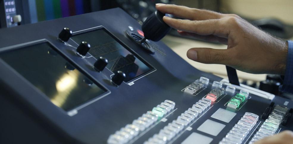 دستگاههای میکسر تصویر و صدا