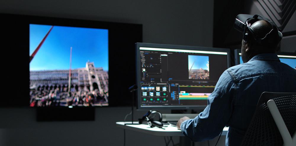 تولید ویدیوی مبتنی بر فضای ابری