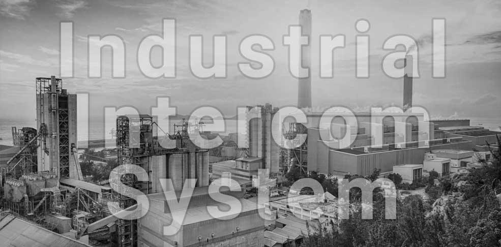 اینترکام صنعتی