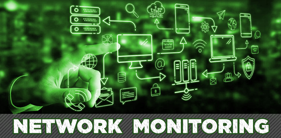 مانیتورینگ شبکه