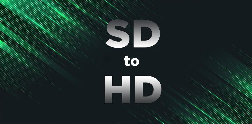 HD سازی
